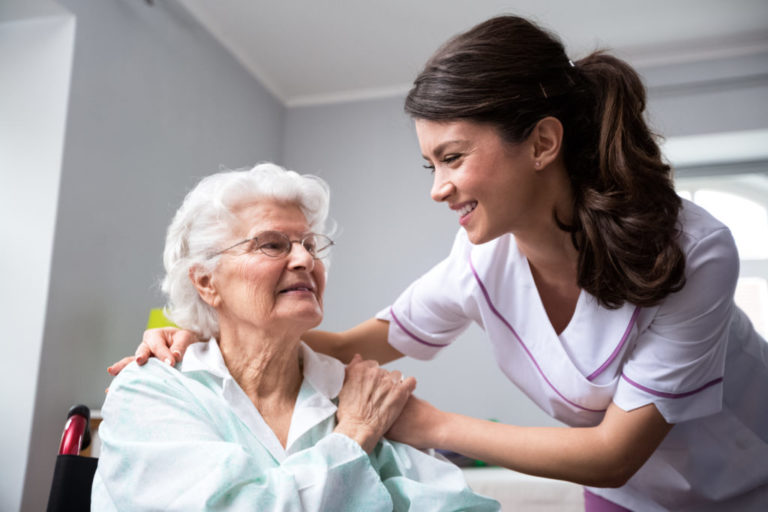 Senior Care Arlington