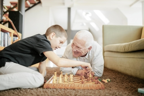 How to Help Your Senior Loved One Feel Included During the Holidays