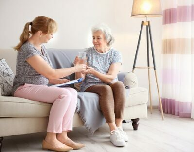 Seniors Can Benefit from At Home Care