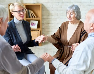 Kinds of Support Groups that Can Help Your Elderly Loved One in Addison, TX