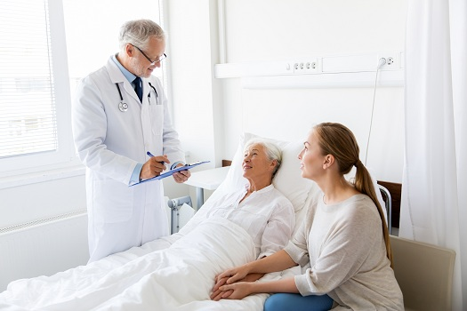 Questions You Should Ask Your Elderly Parent's Doctor in Addison, TX