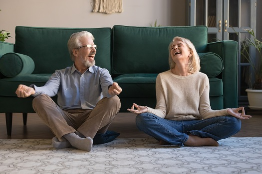 Benefits of Laughter for Aging Adults in Addison, TX